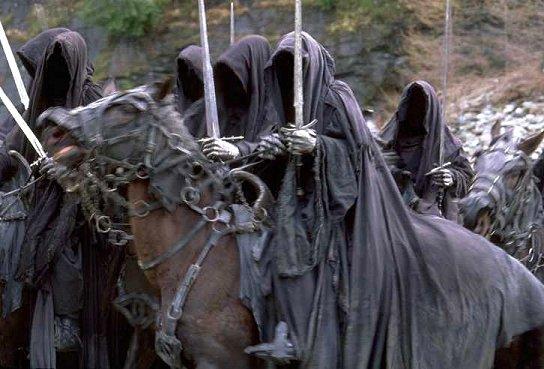 Elostirion Nazgulhorses, Magick Warriors 3