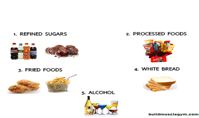 Foods That Actually Slow Down Your Metabolism