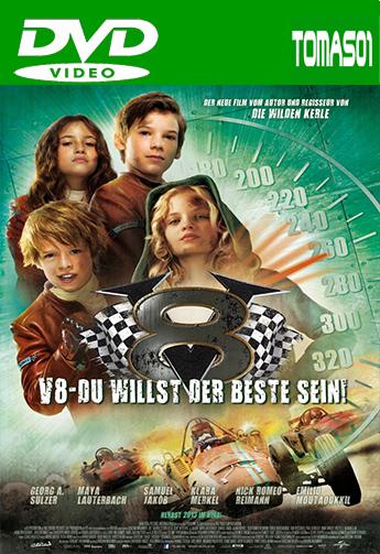 V8: Arranquen sus motores (2013) DVDRip
