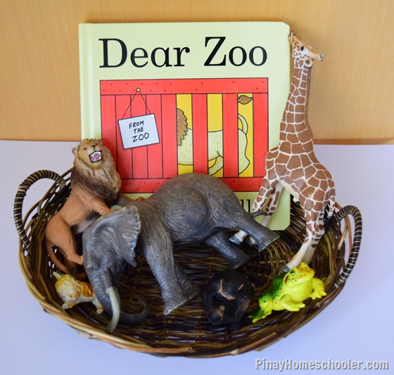 Letter Z Zoo Animal Activities The Pinay Homeschooler