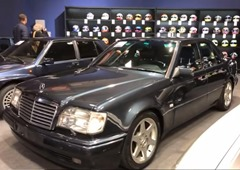 134 Mercedes 500 SE