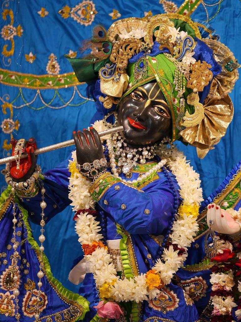 ISKCON New Govardhana Deity Darshan 09 Dec 2015 (9)