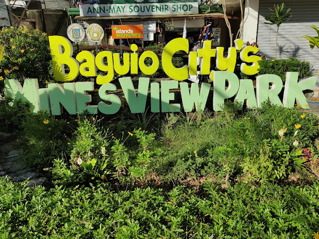 Baguio City's Mines View Park