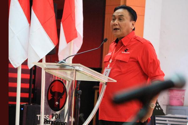 Sejumlah Kadernya Deklarasi Ganjar Capres, PDIP Jateng Beri Sindiran: Itu Bukan Banteng, Tapi Celeng!