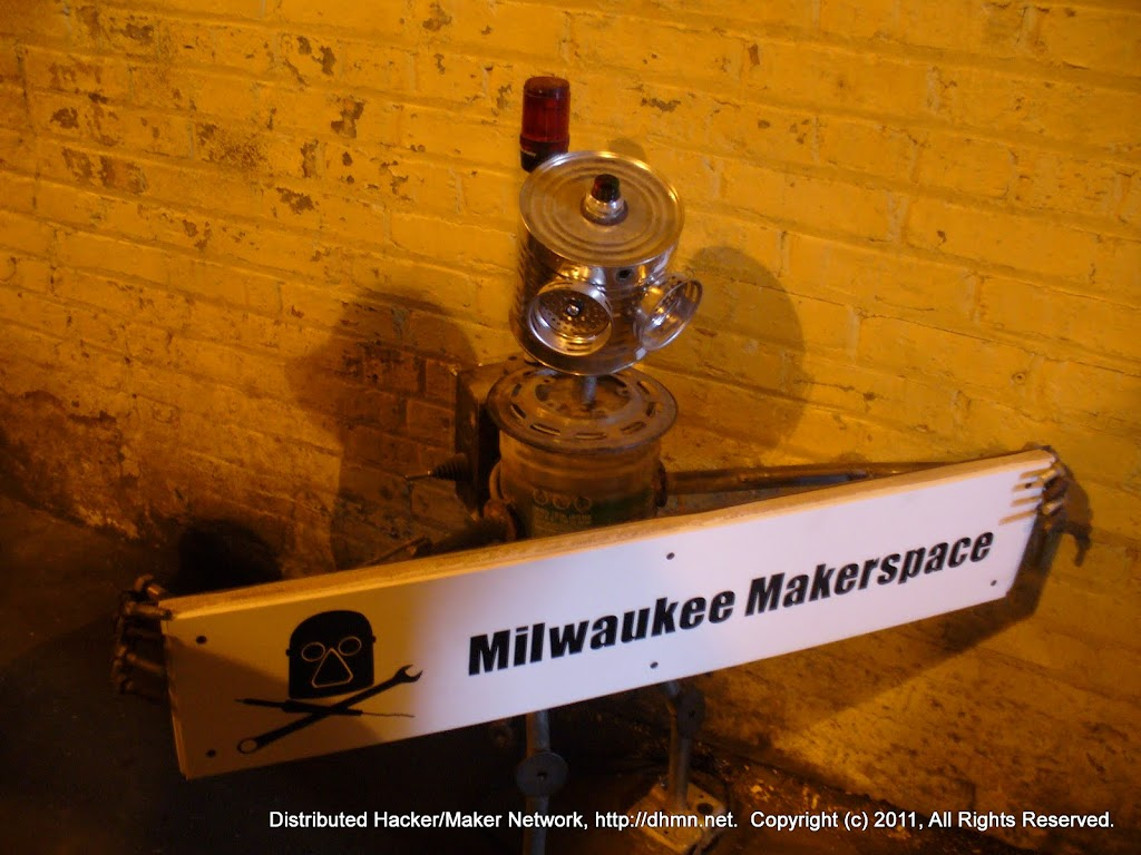 Milwaukee Makerspace Road Trip 2011