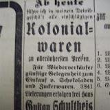 Kolonien und Saarlouis-Roden