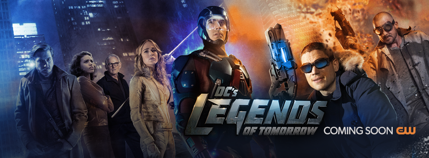 美劇 明日傳奇 Legends of Tomorrow 線上看 DC