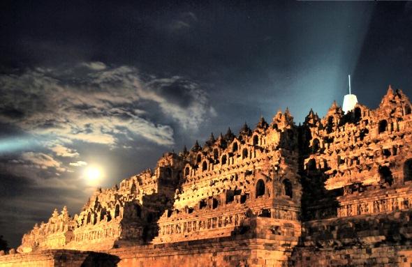 Mythical Borobudur