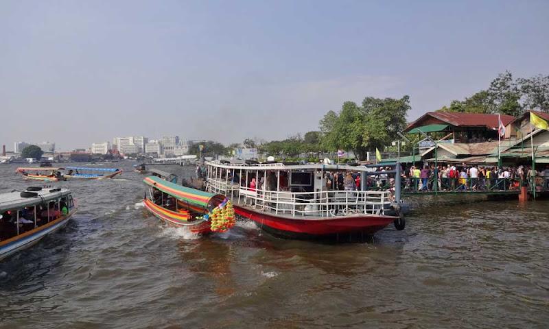 barcos bangkok