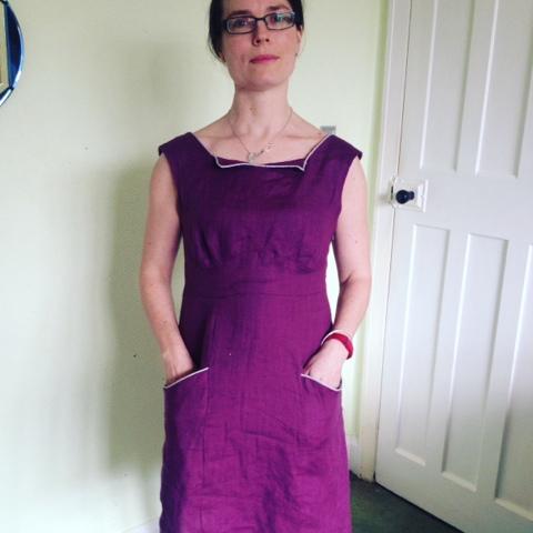 Rooibos Dress
