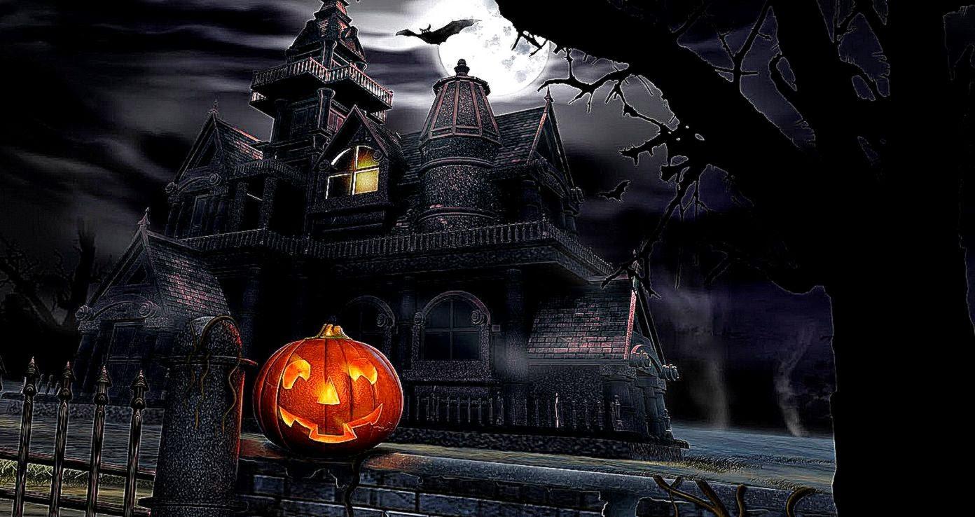 halloween screen wallpaper hd - photo #35