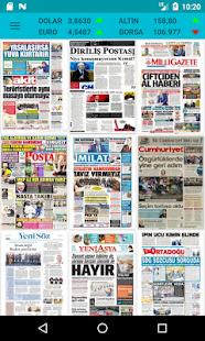 Haberci - (Manşet, Köşe Yazıları, Aktüel) - náhled