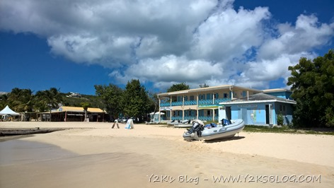 Edificio dogana e immigrazione - Anguilla