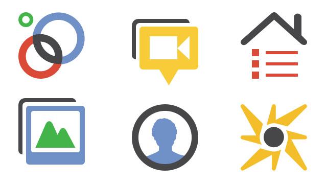 Google+ components
