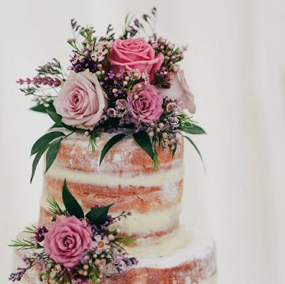 Origen de la tarta de bodas