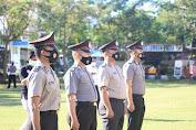 Korps Report Kenaikan Pangkat, Kapolres ; Terus Tingkatkan Kinerja