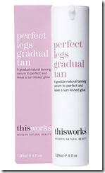 This Works Perfect Legs Gradual Tan