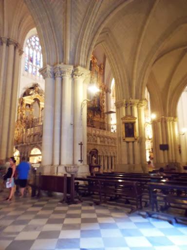 La catedral es el monumento más visitado de la ciudad