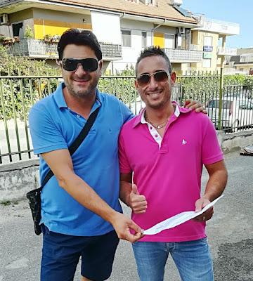 Secondo colpo della Sant'Onofrio Calcio: Marco Mignolo