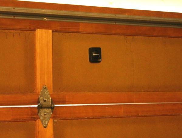Installing myQ door sensor