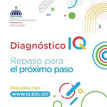 Minerd pone a disposición de la comunidad educativa Diagnóstico IQ, una herramienta de autoevaluación