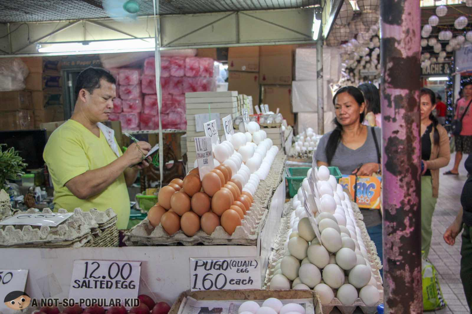 Market Tour in Farmer's Market - PACE Araneta