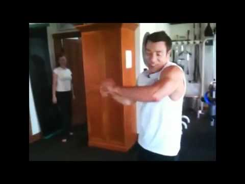 Tony Horton Final 1 Bleepout, Tony Horton