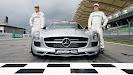 Schumacher & Rosberg Mercedes-Benz SLS
