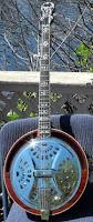 Rayco 5 string Resonator Banjo