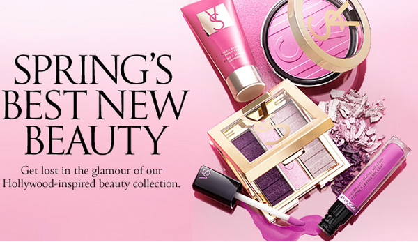 Victoria's Secret Makeup Collection For Spring 2013