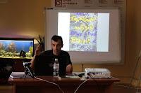 Лекція Ігоря Котика про поезію Юрія Тарнавського