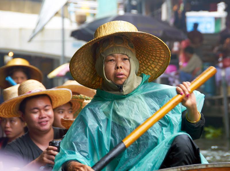 Damnoen Saduak Floating Market - 2. Ratchaburi Province