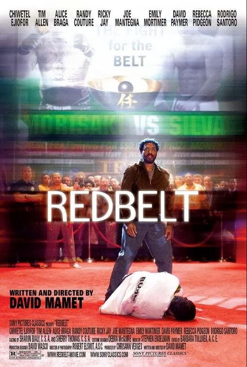 Poster Of Redbelt (2008) Full Movie Hindi Dubbed Free Download Watch Online At Alldownloads4u.Com
