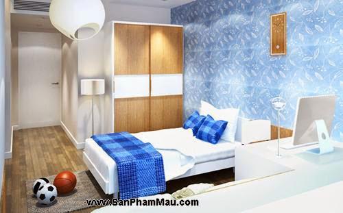 Bài trí nội thất cho chung cư 172 m2-8
