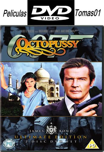 007 (13): Octopussy contra las chicas mortales (1983) DVDRip