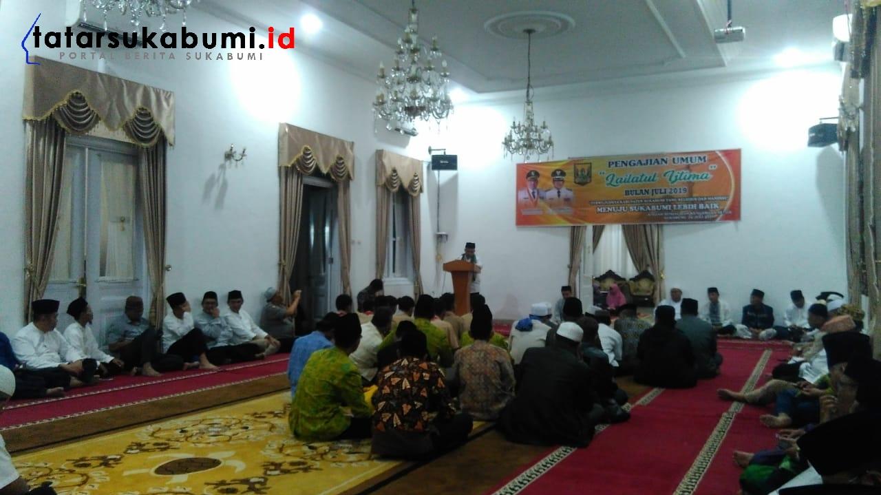 Pemekaran Sukabumi, Marwan Hamami : Kabupaten Induknya Juga Belum Selesai
