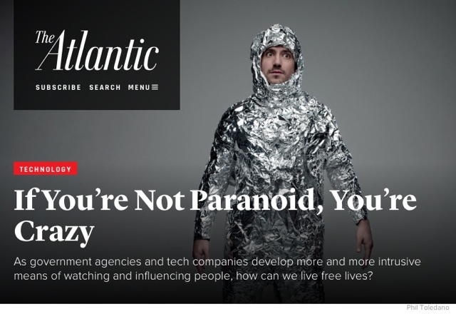Come and Make It: If You're Not Paranoid, You're Crazy  Come and Make I...