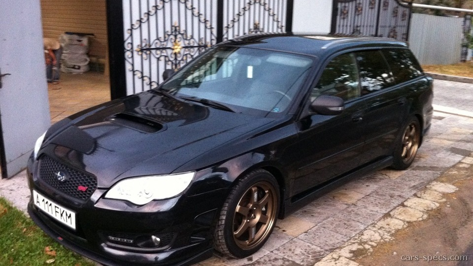 2006 subaru legacy wagon specifications pictures prices. Black Bedroom Furniture Sets. Home Design Ideas