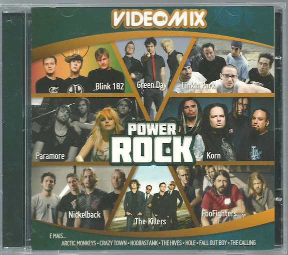Download - CD VideoMix – Power Rock 2013