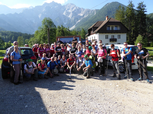Slovenija - Kamniške Alpe, Jezerska Kočna