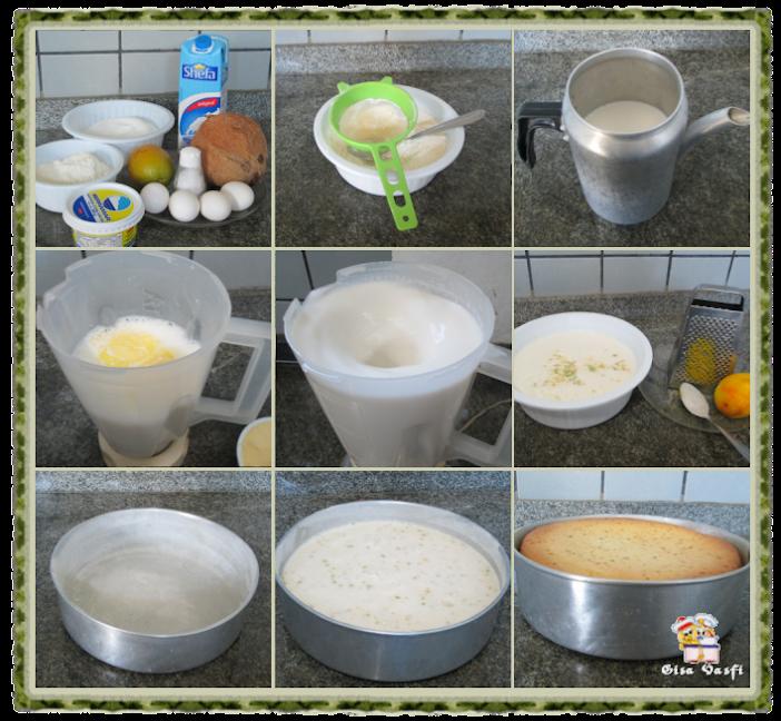 Pudim de farinha da vó Anaide 3