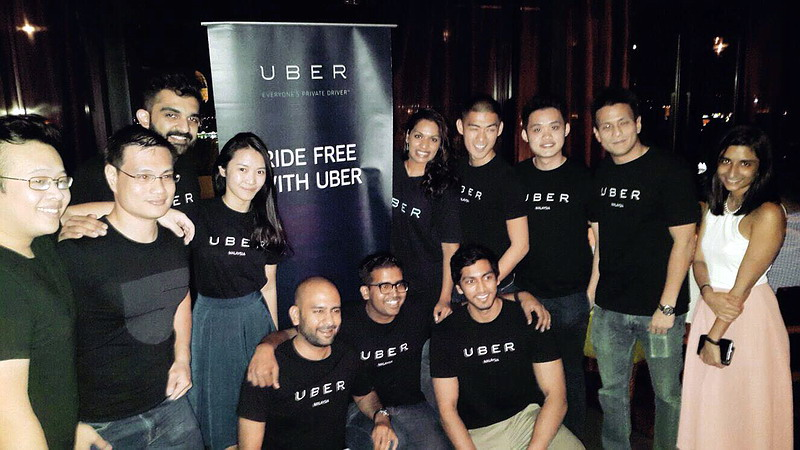 Uber NOW in Ipoh!