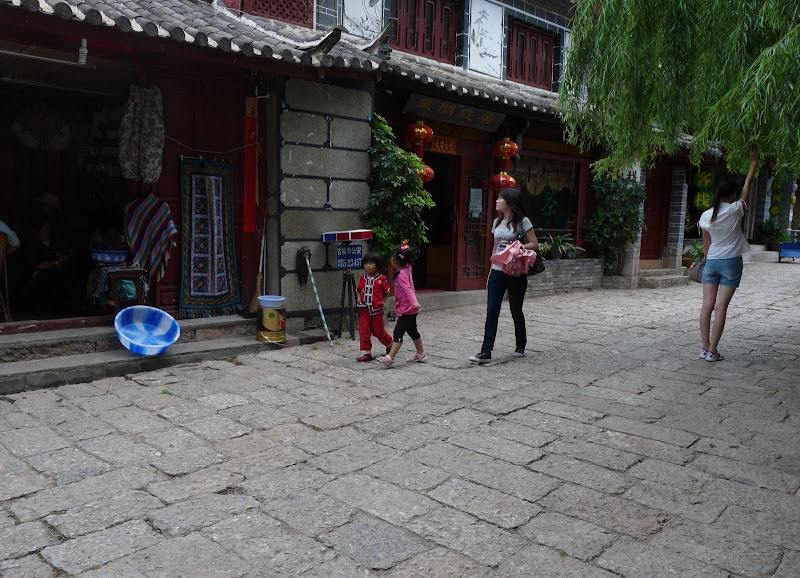 Chine. Yunnan.LIJIANG , Dragon snow mountain,puis lac LUGU - P1230030.JPG