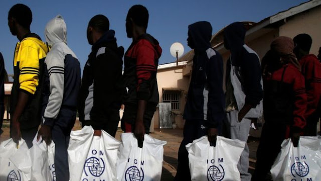 242 Nigerian Migrants Stranded In Libya Arrived in Nigeria