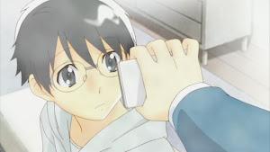 Wandering Son, Episode 1, Shuichi Nitori, Anna Suehiro, Maho Nitori
