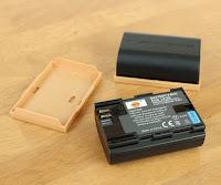 DSTE LP-E6/N バッテリーセット