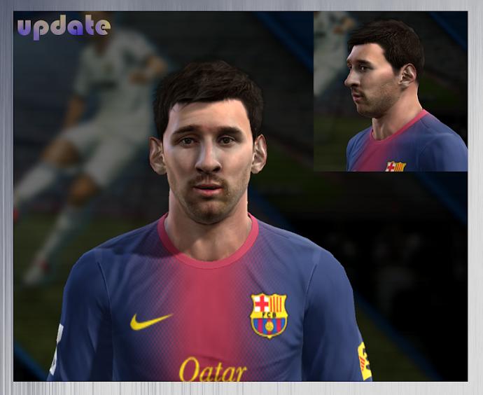 Lionel Messi - PES 2013