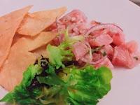 Auga Grand Cayman: ceviche