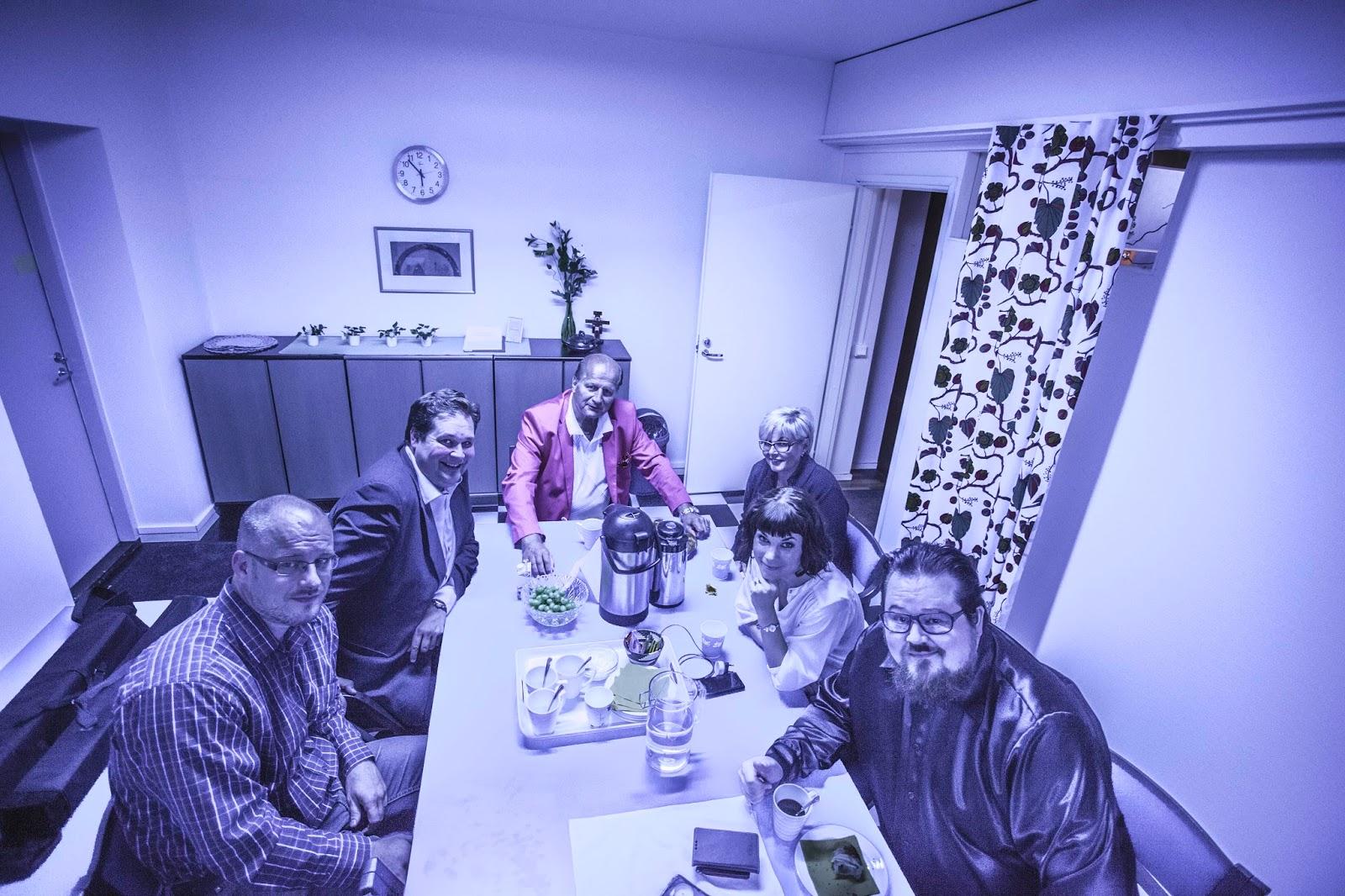 Back to business 11.9.2014 Turku, Sinitaivassali - Backstage1.jpg
