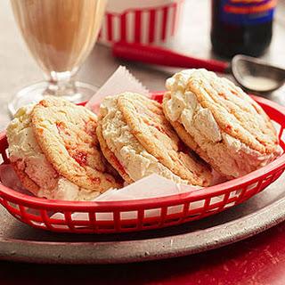 Root Beer Float Ice Cream Sandwiches